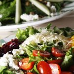 blue cheese salad order online charleston sc