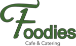 foodies cafe & catering charleston sc logo